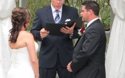 Robert Sohne wedding ceremony officiant Delray Beach